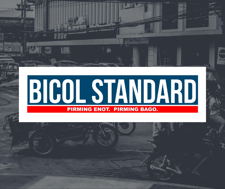 BICOL STANDARD   Bicol News