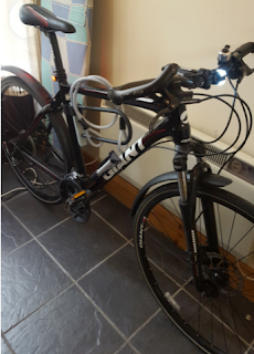 Stolen Bicycle - Giant Roam