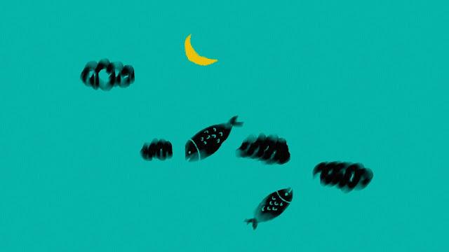 လင္းသက္ၿငိမ္ ● ငါးပြက္ရာ ကဗ်ာခ်