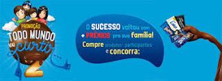 Promoção Todo Mundo Vai Curtir 2015