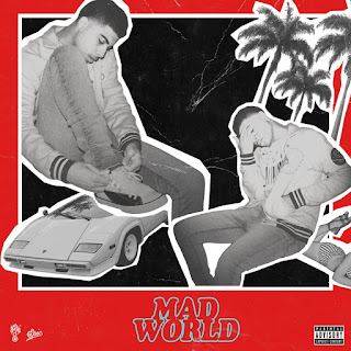 Rory Fresco - Mad World (2016) - Album Download, Itunes Cover, Official Cover, Album CD Cover Art, Tracklist