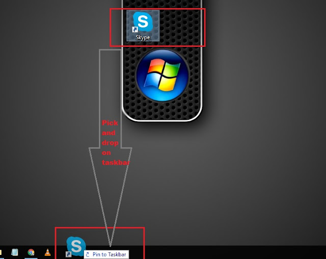 How To Pin Any Apps In Windows 10 On Taskbar