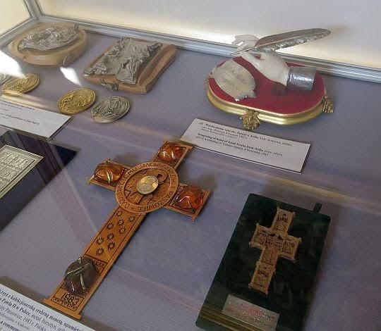 Wyobrażenie ręki św. Teresy z Avila