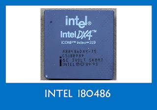 Intel i80486 (1989)