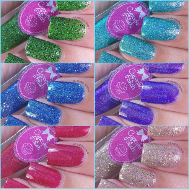 Cupcake Polish - Holiday 2014 Collection