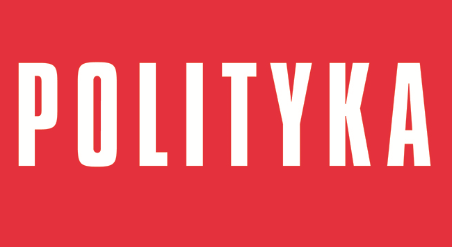 Logo tygodnika Polityka