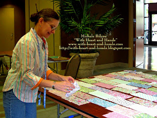 Michele Bilyeu Creates *With Heart and Hands*: Free Patterns for ... : quilt patterns for cancer patients - Adamdwight.com