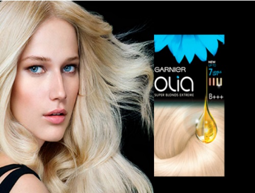 Garnier Olia $2 Off Haircolour Coupon