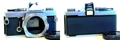 Olympus OM-1n (Chrome) Body #378