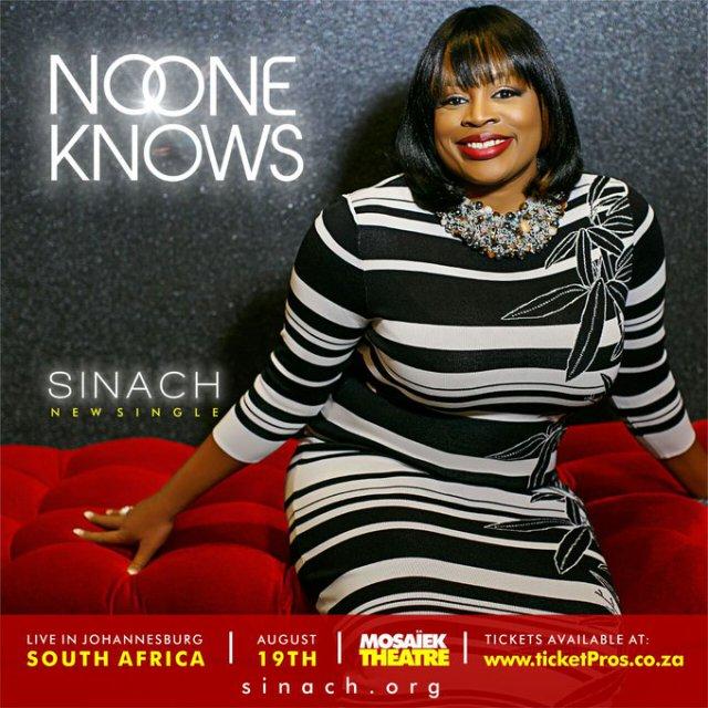 DOWNLOAD MUSIC + LYRICS: Sinach – No One Knows || Free Download