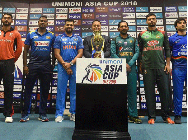 Pakistan got to host Asia Cup