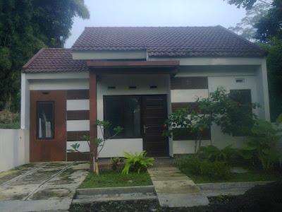 kemewahan dan tempat yang strategis rumah di japunan residence magelang