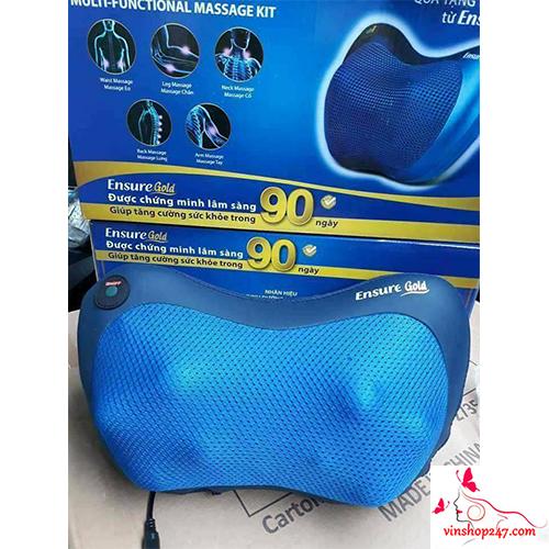 Đặc điểm chứng minh gối massage ensure là sản phẩm chính hãng