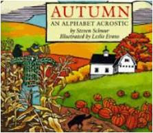 Book - Autumn and Alphabet Acrostic