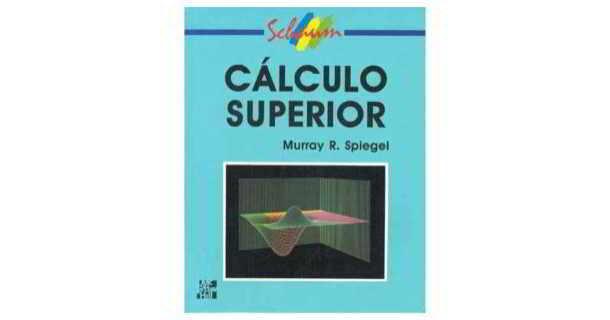 Descargar libro en pdf Cálculo Superior - Murray Spiegel