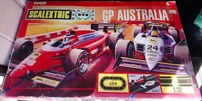 Circuitos: Scalextric GP Australia TYCO