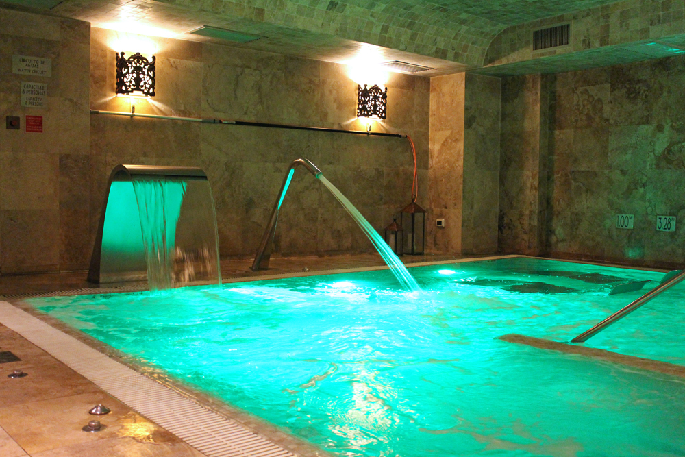Spa at Palacio del Inka, A Luxury Collection Hotel, Cusco, Peru - lifestyle & travel blog