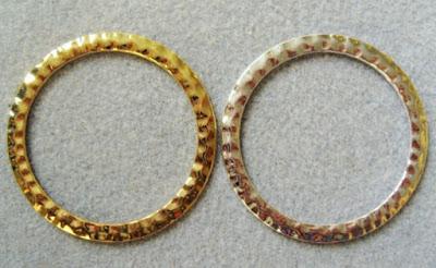 jewellery findings metal rings