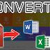 Convertir Archivos PDF a WORD, PPT, EXCEL Sin Programas