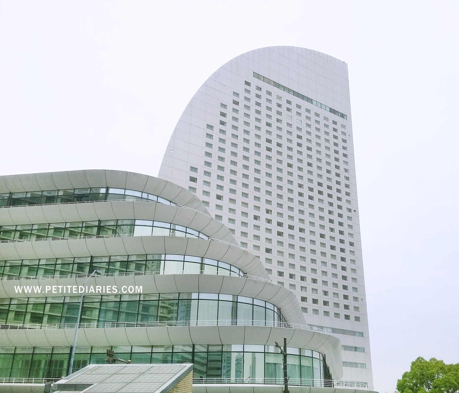 intercontinental YOKOHAMA