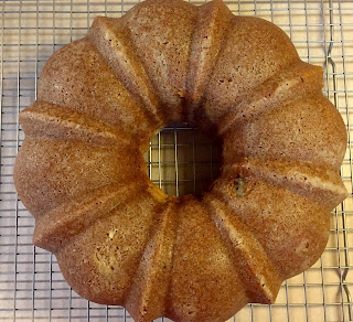 Zingerman's Lemon Poppy Seed Cake