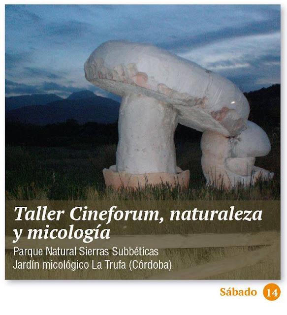 Taller y Cineforum sobre la Trufa en Zagrilla