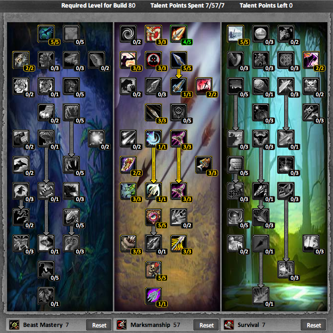 Spec not hit capped 3 3 5 click for details best mage leveling spec 6