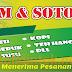 Banner Mie Ayam & Soto Bening Fatan