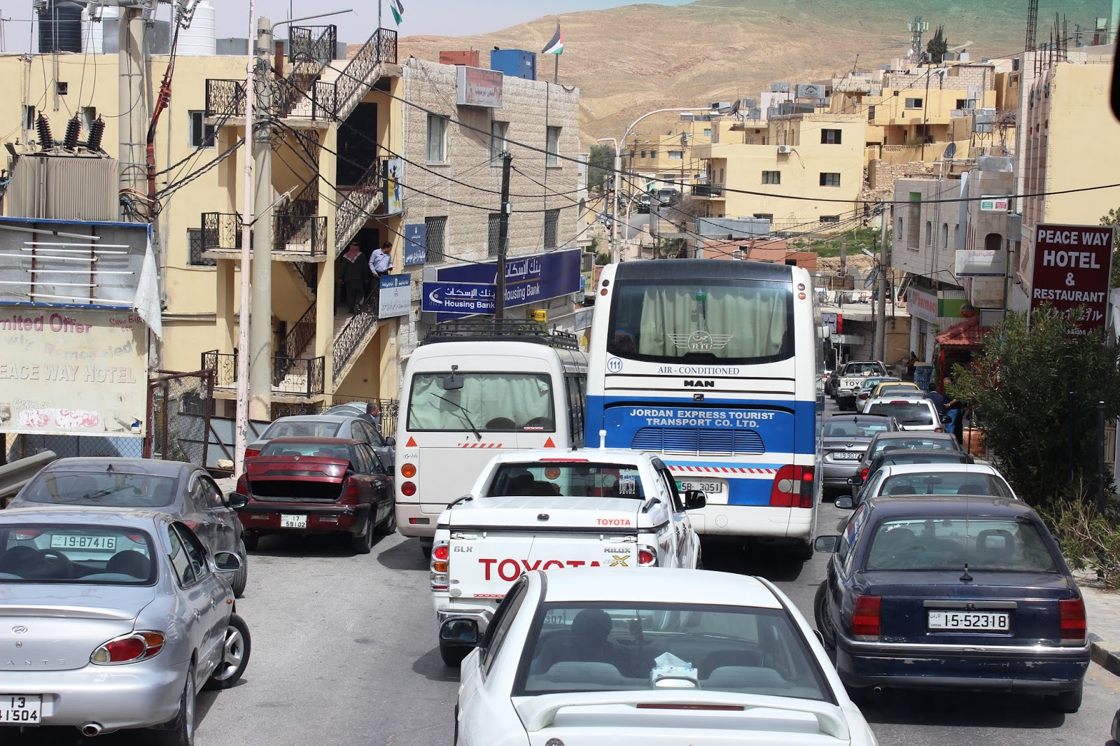 housing bank amman jordan