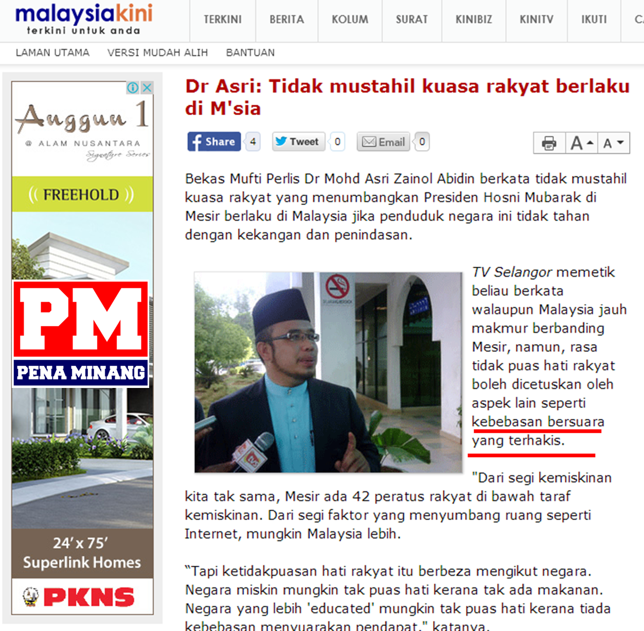 Ada Sebab Allah Takdirkan Dr Maza Tak Jadi Timbalan Ketua Menteri Pulau Pinang Realdrmaza Drmazacom