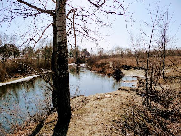 Китайгород. Річка Оріль