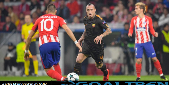 As Roma Made too Many Mistakes Against Atletico