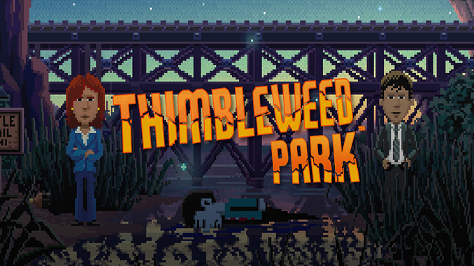 Thimbleweed Park + DLC  Image