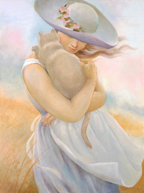 Sandra Bierman 1938 | American painter