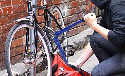 Σύλληψη για κλοπή ποδηλάτου στο Ναύπλιο