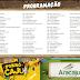 Confira a programação do Forró Caju 2016