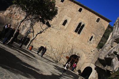Priory House in Sant Miquel del Fai