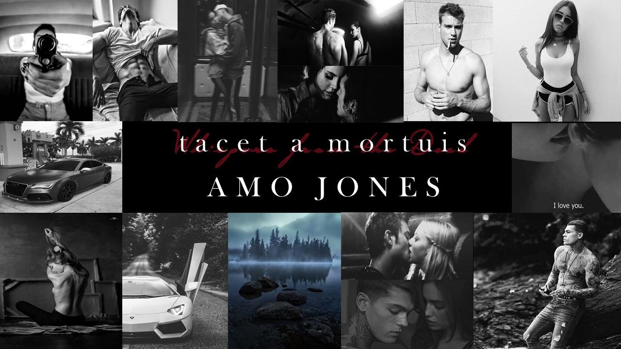 ARC Review - Tacet a Mortuis by Amo Jones