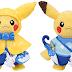 Pikachu's Closet: Rainy Day