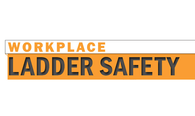Workplace Ladder Safety Infographic Visualistan