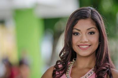 chica linda de guatemala para todos