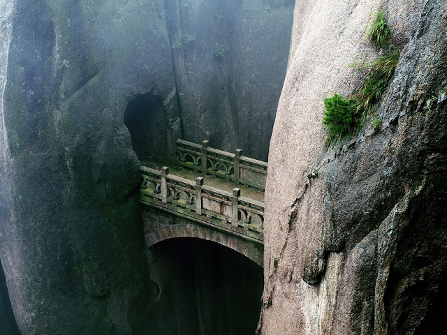 Huangshan Bridge China