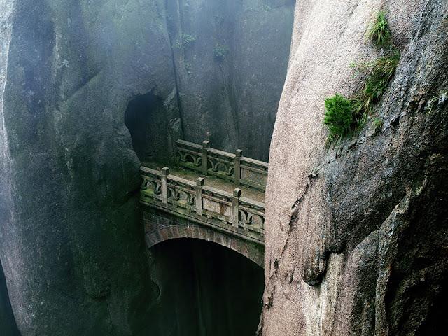 Huangshan Bridge China