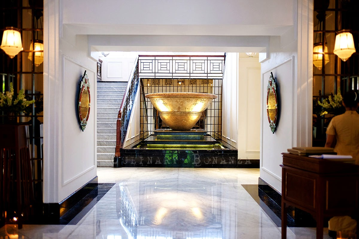The Hermitage Hotel in Menteng Jakarta