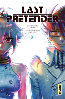 Last Pretender tome 1 aux éditions Kana