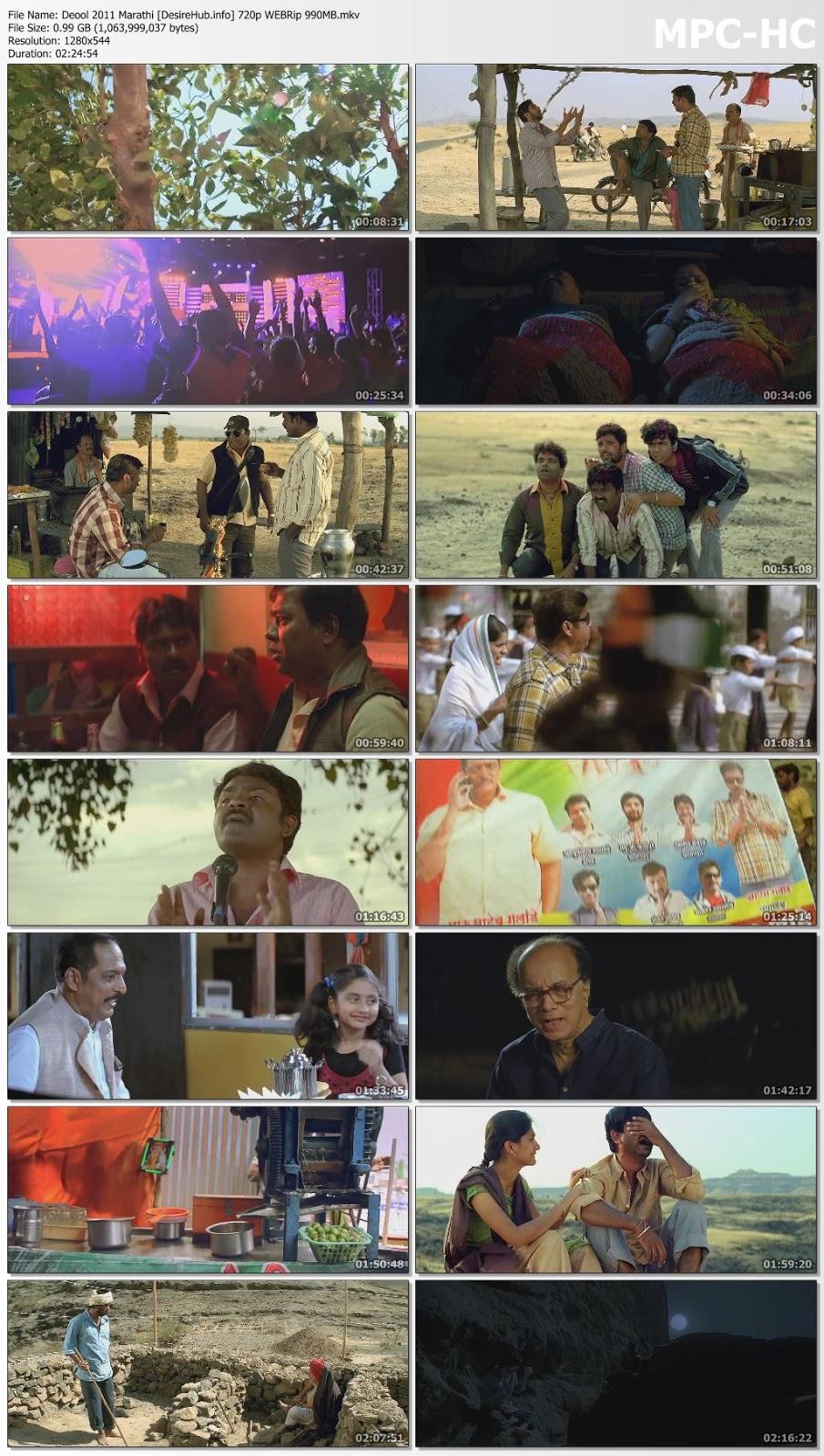 Deool 2011 Marathi 720p WEBRip 990MB Desirehub