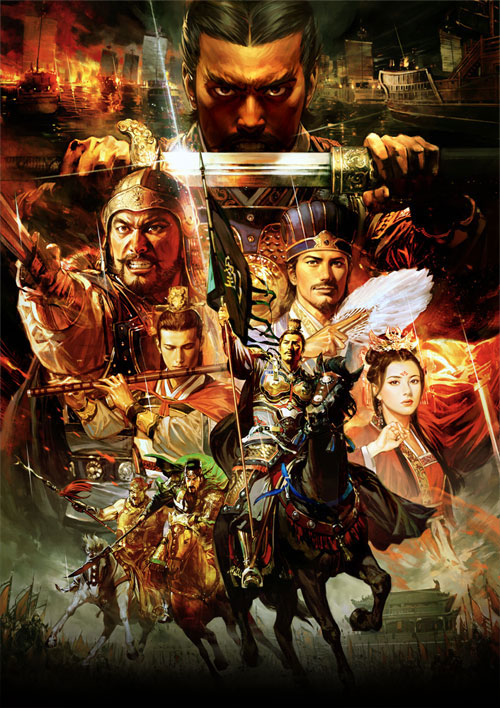 ROMANCE OF THE THREE KINGDOMS 13 / 三國志13 วางจำหน่ายแล้ว