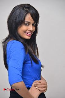 Actress Nandita Swetha Stills in Black Mini Skirt at Ekkadiki Potavu Chinnavada Movie Special Show  0030.JPG