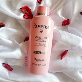 rosense gül suyu
