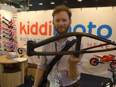 карбонова рамка вилка столче кормило Кидимото велосипед